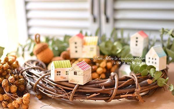 小房子的聖誕節DM