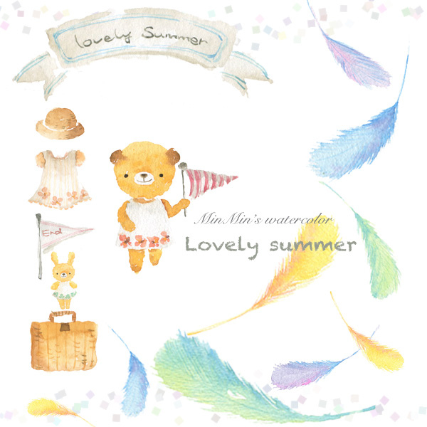 lovely summer 招生圖