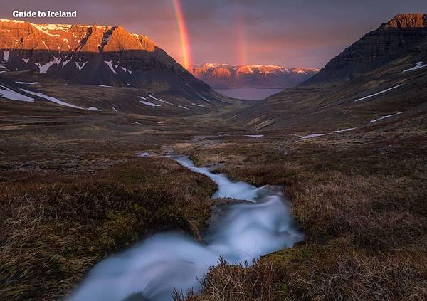 解密冰島西部峽灣