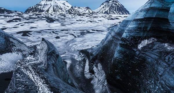卡特拉火山是冰島最活躍的活火山之一
