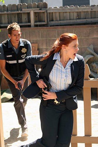 新登場的女警,不過也只有幾集而已...