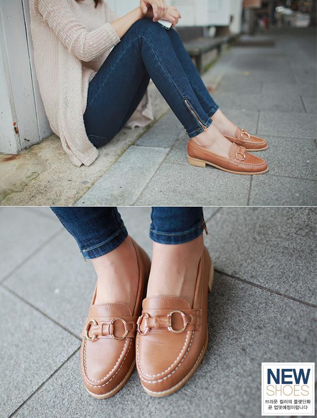019-正式又休閒樂福鞋