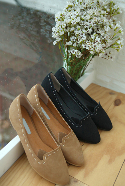 021-正式又休閒樂福鞋