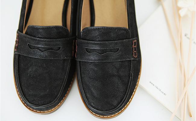 029-正式又休閒樂福鞋
