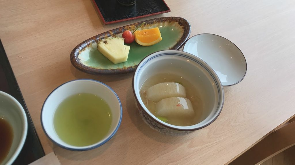 若草之宿丸榮—早餐