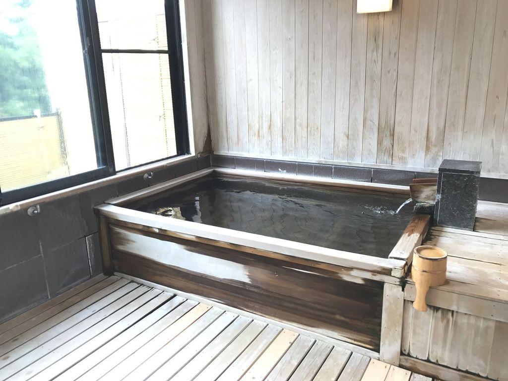 若草之宿丸榮—私人溫泉浴池
