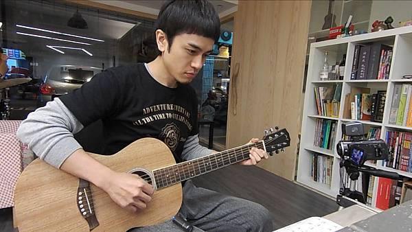 楊丞琳Rainie Yang - 點水【跟馬叔叔一起搖滾學吉他#212】