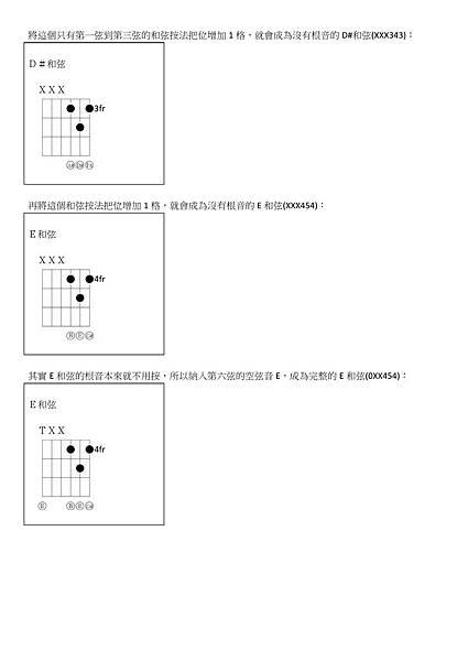 和弦根音為空弦音E、A、D時的特殊按法 - 02.jpg