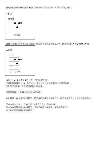 和弦根音為空弦音E、A、D時的特殊按法 - 03.jpg