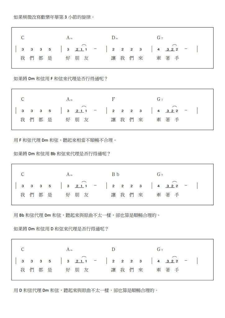 認識代理和弦(一):代理和弦定義 - 03.jpg