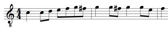 Giuliani - 主旋律