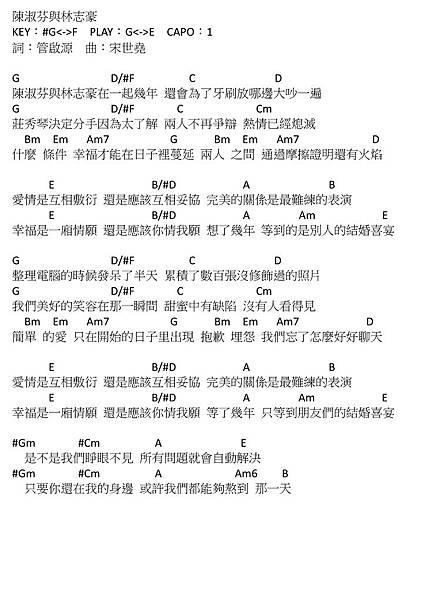 陳淑芬與林志豪_王心凌