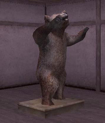 標本‧熊之咆哮
