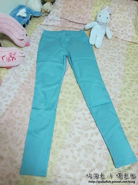 5-芳子時尚 耐米褲