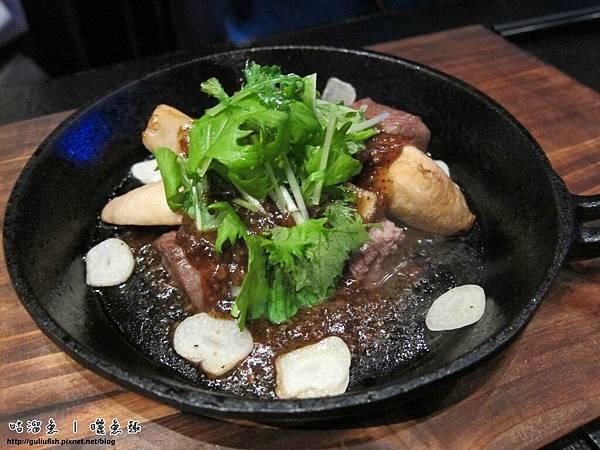18-蒜片牛肉燒