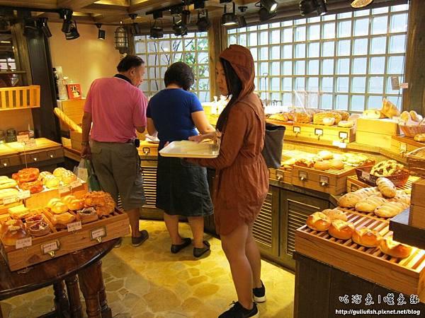 5-麵包區