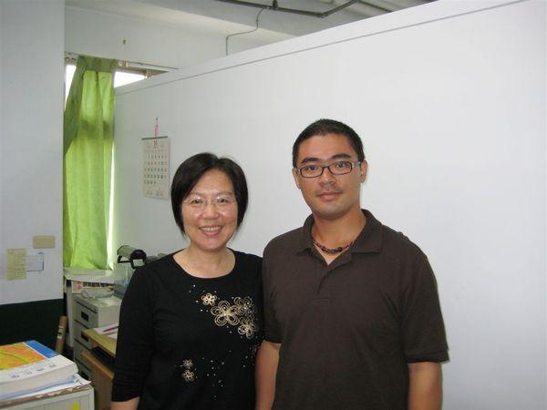 我與蕭蘊華老師