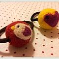 小鳥,愛心羊毛氈髮束NT100~200.jpg