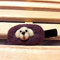 狗狗的羊毛氈髮夾(大)NT80.jpg