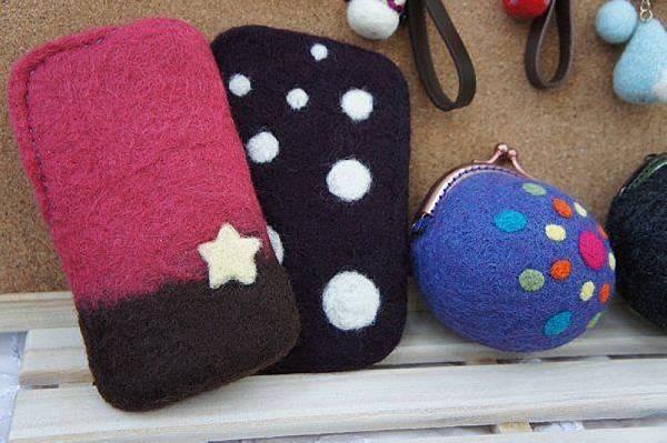羊毛氈手機袋NT450~600(依大小).jpg