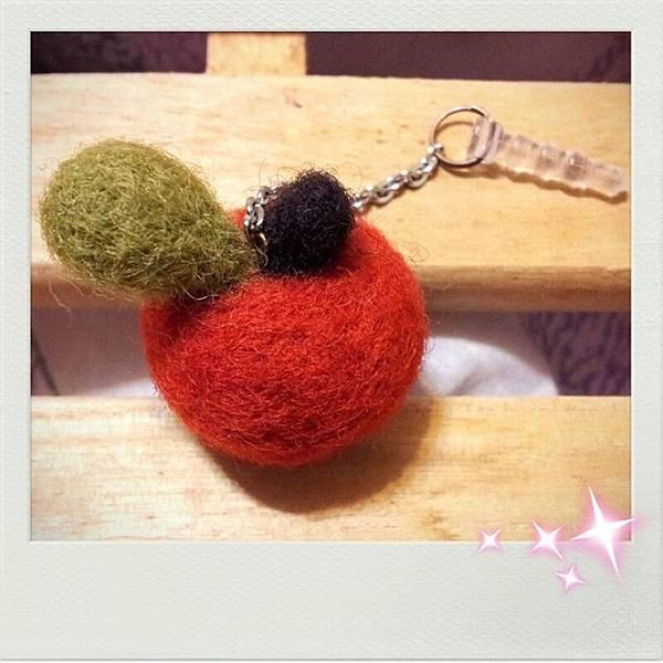 蘋果羊毛氈耳機塞NT120.jpg