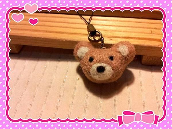 熊吊飾羊毛氈NT150.jpg
