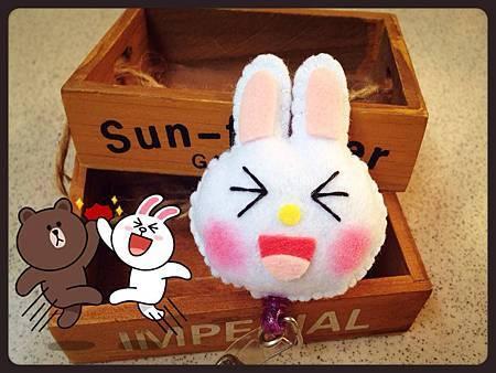 眨眼睛兔兔NT150