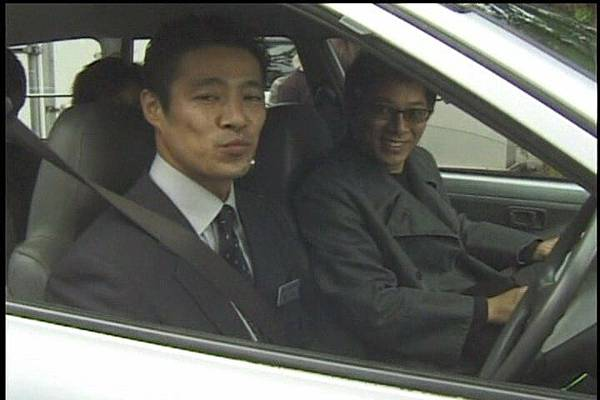 Drive Filming