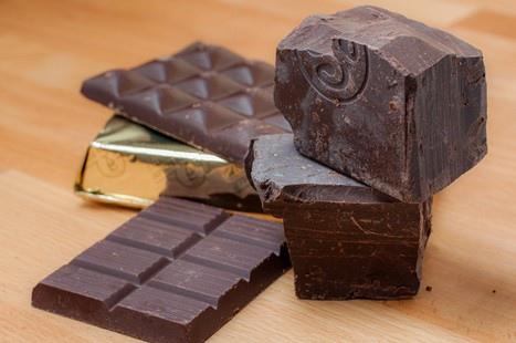 巧克力功效