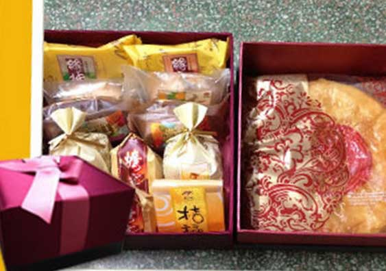 中式喜餅4