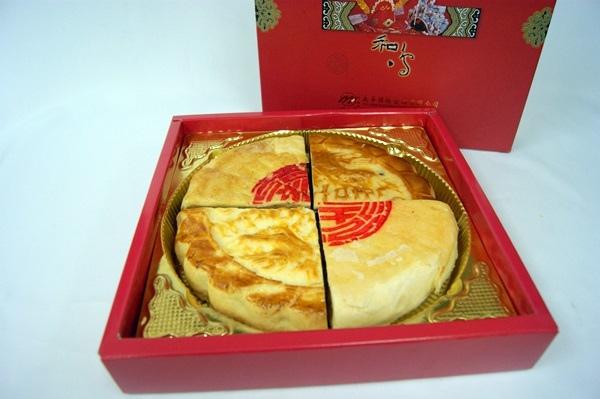中式喜餅試吃推薦
