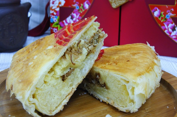 傳統喜餅口味3