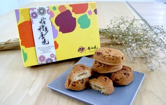 喀禮多厚燒禮盒與葡萄之戀禮盒3