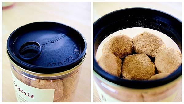卦山燒一口茶糕1