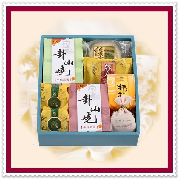 彰化卦山燒中秋禮盒推薦4