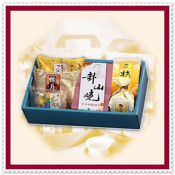 彰化卦山燒中秋禮盒推薦2