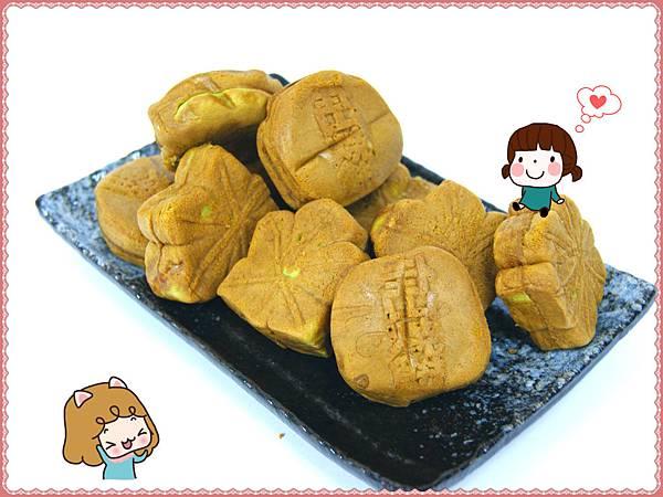 卦山燒吟彩燒餅禮盒4