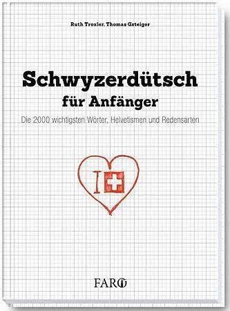 Swissgerman for beginner