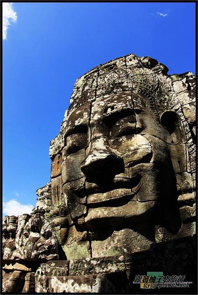 【大吳哥Angkor Thom 】微笑佛陀2.jpg