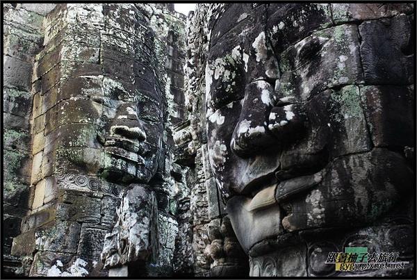 【大吳哥Angkor Thom 】微笑佛陀3.jpg