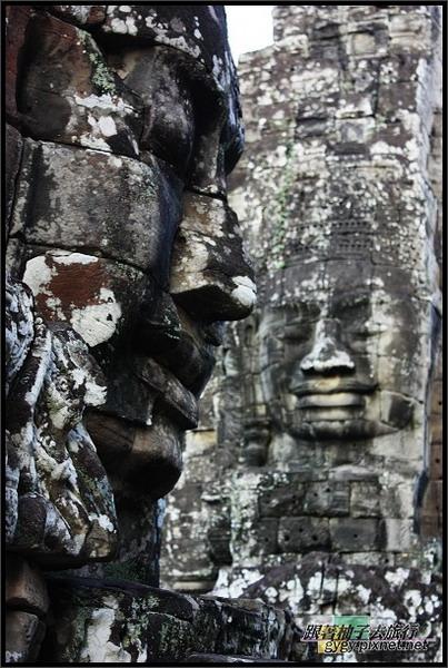 【大吳哥Angkor Thom 】微笑佛陀4.jpg
