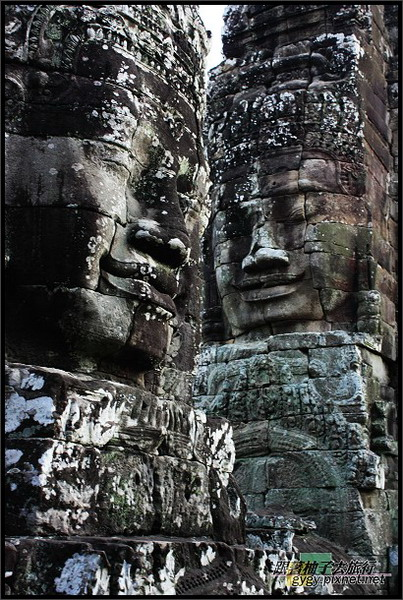 【大吳哥Angkor Thom 】微笑佛陀5.jpg