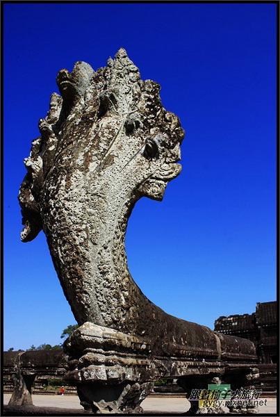 【小吳哥Angkor Wat 】蛇欄杆.jpg