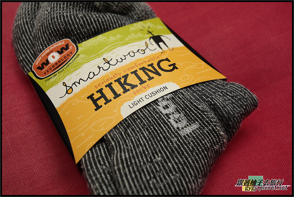 Smartwool Hiking羊毛襪 - Light cushion CREW_005.jpg