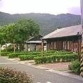 花蓮糖廠-日式木屋外觀