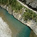 砂卡礑溪水1
