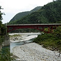 砂卡礑隧道前橋&河口