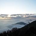 塔塔加中途雲海02