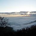 塔塔加中途雲海05