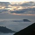 塔塔加中途雲海06